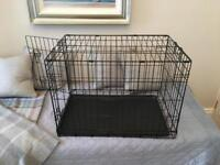 Dog Crate - perfect for your new puppy