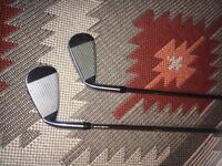 Mizuno JPX 825 4 & 5 Iron clubs & head covers