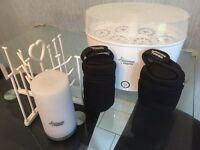 Tommee Tippee steriliser & accessories