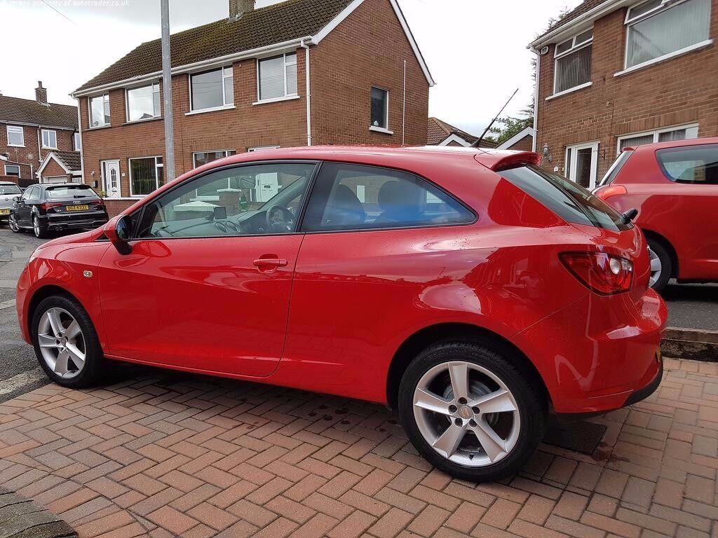 Seat Ibiza 1.4 Toca SportCoupe - Low Mileage and Mint Condition