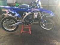 Yzf 250 not ktm yz crf cr kxf