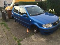 Very cheap 1L vw polo for sale
