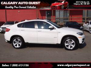 2012 BMW X6 xDrive35i AWD/NAVI/B.CAM/LEATHER/ROOF