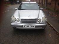 Mercedes e200 petrol 7 seater Estate