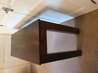 Dark Mango Wood Console table