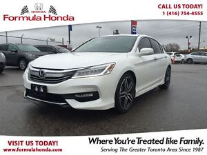 2017 Honda Accord Sedan TOURING | DEMO | CASH SALE PRICE $31,995