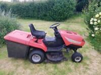 Castle garden twin cut mower