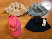 Children's Summer Hats