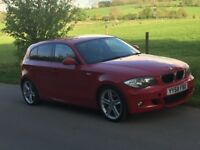 BMW 118d M Sport 5 door. ONLY £30 Tax a year