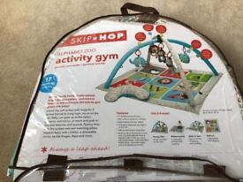 Skip hop activity gym