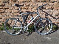 Claud Butler TASMIN Full Rigid Aluminium XL Mountain Bike