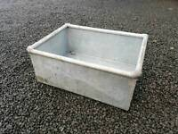 Brand new water trough for sheep horse calf's etc