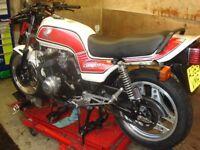 Honda CB900FD 1983