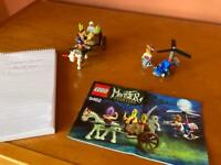 Lego Monster Fighters 9462, The Mummy