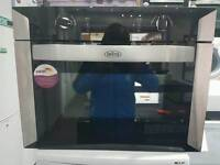 Belling stainless steel microwave oven