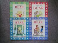 "Excellent Christmas gift;- ""This is The Bear"" series of 4 books. New Condition"