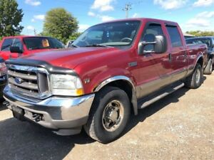 2002 Ford F-250 SUPER DUTY Lariat CALL 519 485 6050 CERTIFIED