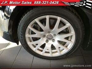 2008 Audi TT 3.2L, Manual, AWD, Leather, Sunroof, Convertible Oakville / Halton Region Toronto (GTA) image 15