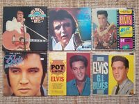Elvis Presley Vinyls x10 Including, Greatest Hits with 6 Vinyls also