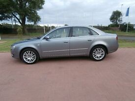2007 AUDI A4 2.0 TDI SE - 6 SPEED - 50+ MPG - GREAT CAR TO DRIVE !! - BARGAIN !!
