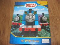 THOMAS & FRIENDS MY BUSY BOOKS BRAND NEW