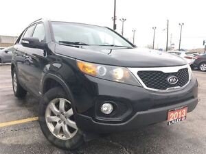 2013 Kia Sorento LX AWD, Remote Start, Heated Seats, Bluetooth