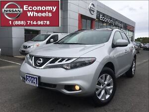 2014 Nissan Murano SL / AIR/ AUTOMATIC / ONE OWNER