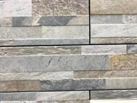 Tiles - Porcelain Cladding effect. Forth