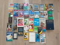 40 Books in FRENCH only - Broad collection of excellent books