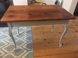 Vintage upcycled coffee table / side table