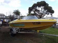 Ski Boat 75hp Outboard Mercury Merbein Mildura City Preview