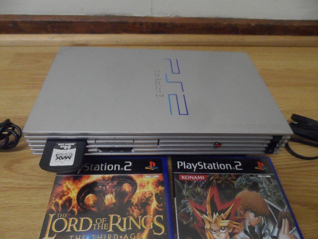 Sony PS2 Play Station 2 PAL