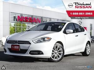 2014 Dodge Dart Limited/NAV/LTHR /REMOTE START/HEATED SEATS