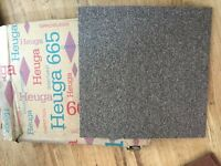 Carpet Tiles Heuga Grey