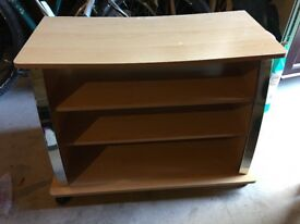 FREE - TV unit - will take up to 55inch TV, sturdy and good condition