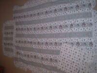 DORMA single bed linen, floral pattern