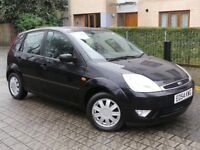 Ford Fiesta 1.6 Ghia 5dr£1,500 p/x welcome AUTOMATIC 1OWNER MOT WARRANTY