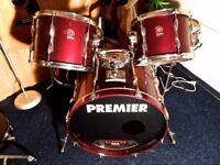 Premier cl responce drum kit