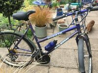 Ladies Raleigh Bike for sale. Good Condition. Fully working order.