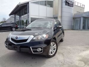 2011 Acura RDX TECH PACKAGE|NAVI|DVD|BACK UP CAMERA|