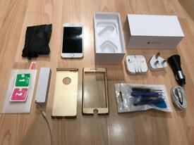 Iphone6 16gb gold unlocked to all networks