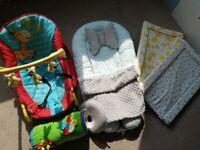 Baby stuff bandle