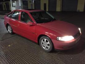 Vauxhall vectra 1.8