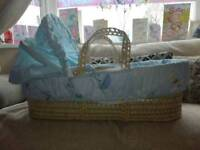 Ahoy there! Moses basket