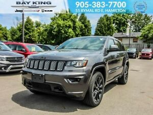 2018 Jeep Grand Cherokee ALTITUDE 4X4, NAV, SUNROOF, BACKUP CAM,