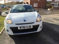 **RENAULT CLIO 2012 DYNAMIQUE TOMTOM DCI 3 DOOR £ 2049**CHEAPEST IN COUNTRY**