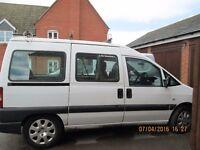 Peugeot Expert Euro Bus 2004 Diesel