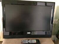 DGM LTV-2261WCR 50 Hz With DVD Player
