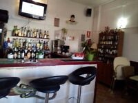 Restaurant for sale in Tenerife 30 seater easily managed by a passionate couple