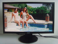 """ACER 22"""" Full HD Widescreen LCD Computer PC Monitor"""